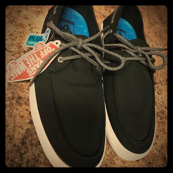 Vans Shoes | Mens Size Vans Memory Foam